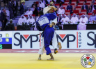 Kherlen Ganbold (MGL), Orlando Polanco (CUB) - Grand Slam Abu Dhabi (2019, UAE) - © IJF Gabriela Sabau, International Judo Federation