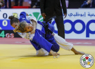 Majlinda Kelmendi (KOS) - Grand Slam Abu Dhabi (2019, UAE) - © IJF Gabriela Sabau, International Judo Federation