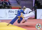 Elvismar Rodriguez (VEN) - Grand Slam Abu Dhabi (2019, UAE) - © IJF Gabriela Sabau, International Judo Federation