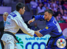 Rustam Orujov (AZE), Igor Wandtke (GER) - Grand Slam Abu Dhabi (2019, UAE) - © IJF Marina Mayorova, International Judo Federation