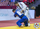 Igor Wandtke (GER) - Grand Slam Abu Dhabi (2019, UAE) - © IJF Gabriela Sabau, International Judo Federation