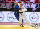 Kim Polling (NED), Sanne Van Dijke (NED) - Grand Slam Abu Dhabi (2019, UAE) - © IJF Gabriela Sabau, International Judo Federation