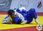 Anne M Bairo (FRA) - Grand Slam Abu Dhabi (2019, UAE) - © IJF Gabriela Sabau, International Judo Federation