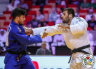 Arman Adamian (RUS), Mert Sismanlar (TUR) - Grand Slam Abu Dhabi (2019, UAE) - © IJF Marina Mayorova, International Judo Federation