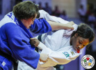 Anne M Bairo (FRA), Mi-Jin Han (KOR) - Grand Slam Abu Dhabi (2019, UAE) - © IJF Gabriela Sabau, International Judo Federation