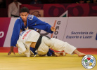 Gavin Mogopa (BOT) - Grand Slam Brasilia (2019, BRA) - © IJF Gabriela Sabau, International Judo Federation