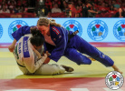 Assmaa Niang (MAR), Gemma Howell (GBR) - Grand Slam Brasilia (2019, BRA) - © IJF Gabriela Sabau, International Judo Federation