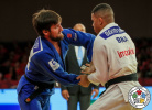 David Lima (BRA), Musa Mogushkov (RUS) - Grand Slam Brasilia (2019, BRA) - © IJF Gabriela Sabau, International Judo Federation