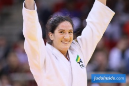 Girls Love Judo