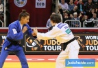 Majlinda Kelmendi (KOS), Sosorbaram Lkhagvasuren (MGL) - Grand Slam Düsseldorf (2019, GER) - © JudoInside.com, judo news, results and photos