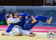 Gili Cohen (ISR) - Grand Slam Ekaterinburg (2019, RUS) - © IJF Fawaz Alenezi, International Judo Federation