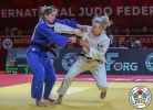 Jessica Klimkait (CAN), Telma Monteiro (POR) - Grand Slam Ekaterinburg (2019, RUS) - © IJF Marina Mayorova, International Judo Federation
