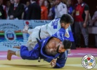 Goki Tajima (JPN), Li Kochman (ISR) - Grand Slam Ekaterinburg (2019, RUS) - © IJF Marina Mayorova, International Judo Federation