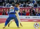 Amandine Buchard (FRA) - Grand Slam Osaka (2019, JPN) - © IJF Marina Mayorova, International Judo Federation