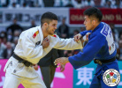 David García Torne (ESP), Yuki Nishiyama (JPN) - Grand Slam Osaka (2019, JPN) - © IJF Marina Mayorova, International Judo Federation