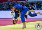 Joshiro Maruyama (JPN), Pavel Petrikov (CZE) - Grand Slam Osaka (2019, JPN) - © IJF Marina Mayorova, International Judo Federation