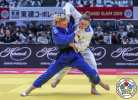 Giovanna Scoccimarro (GER), Kim Polling (NED) - Grand Slam Osaka (2019, JPN) - © IJF Marina Mayorova, International Judo Federation
