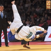 Madeleine Malonga (FRA) - Grand Slam Paris (2019, FRA) - © IJF Robin Willingham, International Judo Federation