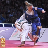 Madeleine Malonga (FRA) - Grand Slam Paris (2019, FRA) - © IJF Media Team, International Judo Federation