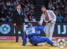 Vazha Margvelashvili (GEO), Baruch Shmailov (ISR) - Grand Slam Paris (2019, FRA) - © IJF Media Team, International Judo Federation