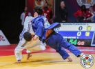 Lasha Shavdatuashvili (GEO), Tsogtbaatar Tsend-Ochir (MGL) - Grand Slam Paris (2019, FRA) - © IJF Media Team, International Judo Federation