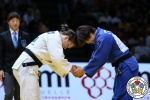 Catherine Beauchemin-Pinard (CAN), Nami Nabekura (JPN) - Grand Slam Paris (2019, FRA) - © IJF Media Team, International Judo Federation