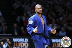 Baruch Shmailov (ISR) - Grand Slam Paris (2019, FRA) - © IJF Media Team, International Judo Federation