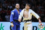 Manuel Lombardo (ITA), Baruch Shmailov (ISR) - Grand Slam Paris (2019, FRA) - © IJF Media Team, International Judo Federation