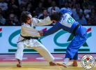 Otgontsetseg Galbadrakh (KAZ), Narantsetseg Ganbaatar (MGL) - Grand Slam Paris (2019, FRA) - © IJF Media Team, International Judo Federation