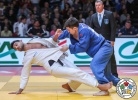 Sagi Muki (ISR), Dorin Gotonoaga (MDA) - Grand Slam Paris (2019, FRA) - © IJF Media Team, International Judo Federation