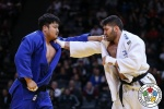 Or Sasson (ISR), SungMin Kim (KOR) - Grand Slam Paris (2019, FRA) - © IJF Media Team, International Judo Federation