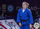 Kim Polling (NED) - IJF World Masters Qingdao (2019, CHN) - © IJF Gabriela Sabau, International Judo Federation