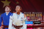 Clarisse Agbegnenou (FRA) - IJF World Masters Qingdao (2019, CHN) - © JudoHeroes