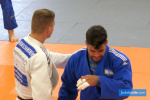 Tom Boneschansker (NED), Li Kochman (ISR) - Training Centre Papendal (2019, NED) - © JudoInside.com, judo news, results and photos