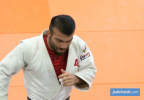 Sinan Sandal (TUR) - Training Centre Papendal (2019, NED) - © JudoInside.com, judo news, results and photos