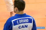 Etienne Briand (CAN) - Training Centre Papendal (2019, NED) - © JudoInside.com, judo news, results and photos