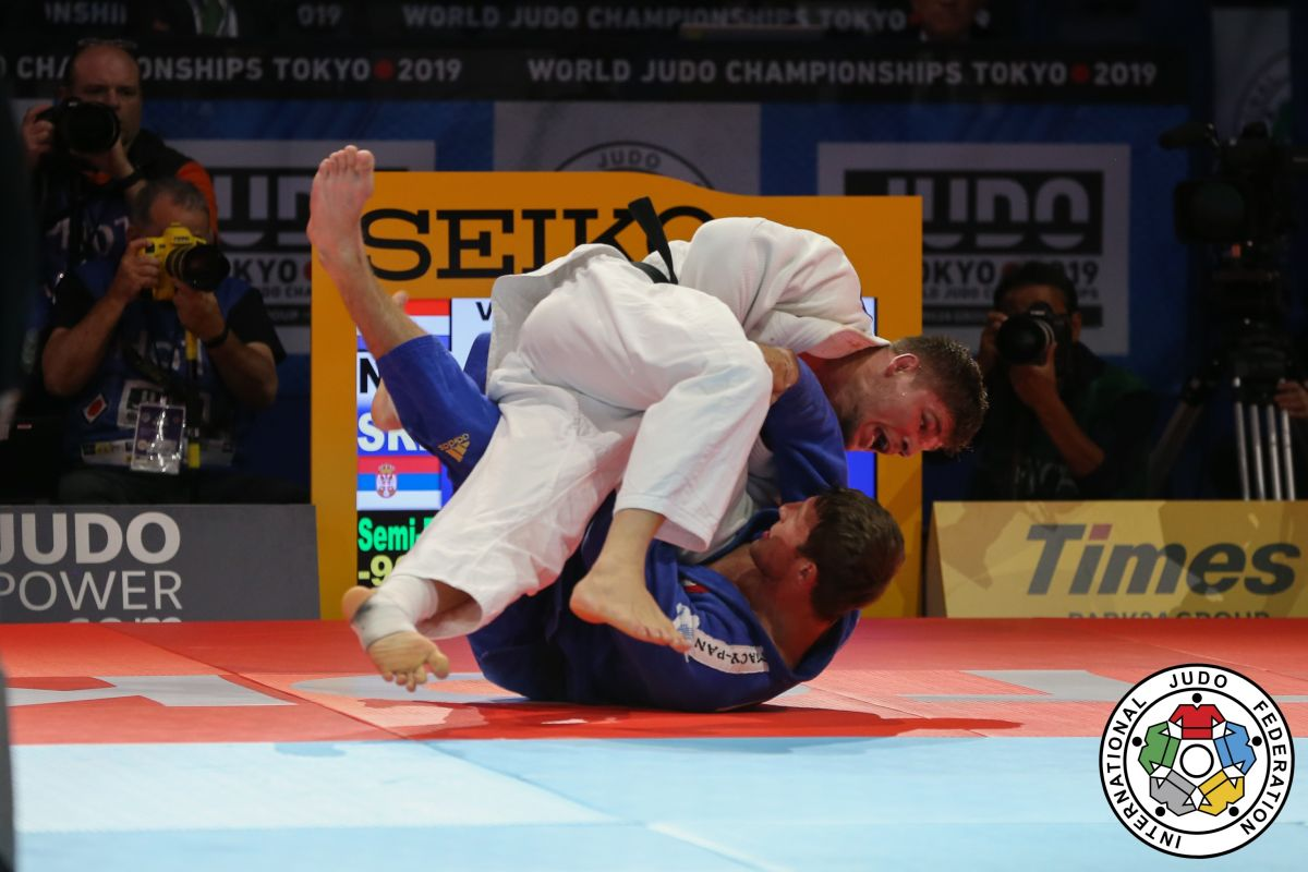 Judoinside News Different Styles Of The Category U90kg