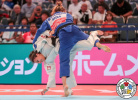 Edna Carrillo (MEX), Cristina Blanaru (MDA) - World Championships Tokyo (2019, JPN) - © IJF Marina Mayorova, International Judo Federation