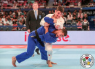 Joshua Katz (AUS), Daniel Ben David (ISR) - World Championships Tokyo (2019, JPN) - © IJF Marina Mayorova, International Judo Federation