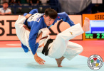 Gusman Kyrgyzbayev (KAZ) - World Championships Tokyo (2019, JPN) - © IJF Marina Mayorova, International Judo Federation