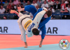Joshua Katz (AUS), Sharafuddin Lutfillaev (UZB) - World Championships Tokyo (2019, JPN) - © IJF Marina Mayorova, International Judo Federation