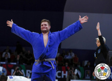 Richard Sipocz (HUN) - World Championships Juniors Marrakech (2019, MAR) - © IJF Gabriela Sabau, International Judo Federation