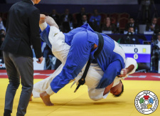 Sosuke Matsumura (JPN) - World Championships Juniors Marrakech (2019, MAR) - © IJF Gabriela Sabau, International Judo Federation