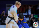 Naomi Van Krevel (NED), Ayumi Kawada (JPN) - World Championships Juniors Marrakech (2019, MAR) - © IJF Gabriela Sabau, International Judo Federation