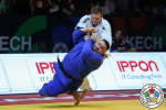 Richard Sipocz (HUN), Eric Kalajyan (USA) - World Championships Juniors Marrakech (2019, MAR) - © IJF Emanuele Di Feliciantonio, International Judo Federation