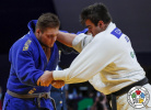 Richard Sipocz (HUN), Edouard Capelle (BEL) - World Championships Juniors Marrakech (2019, MAR) - © IJF Gabriela Sabau, International Judo Federation