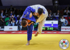 Edouard Capelle (BEL), Richard Sipocz (HUN) - World Championships Juniors Marrakech (2019, MAR) - © IJF Gabriela Sabau, International Judo Federation
