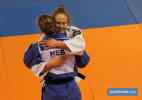 Yael Van Heemst (NED), Lotte Schutjes (NED) - Dutch Championships U21 Almere (2020, NED) - © JudoInside.com, judo news, results and photos