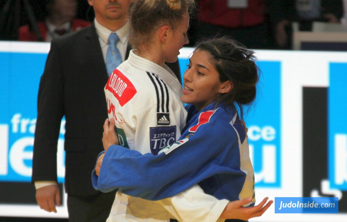 Judoinside News Discover The Tactics Behind Fighting Taller People
