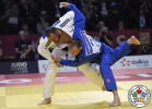 Baruch Shmailov (ISR), Baskhuu Yondonperenlei (MGL) - Grand Slam Paris (2020, FRA) - © Lars Moeller, International Judo Federation